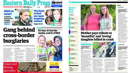 Eastern Daily Press – August 03, 2019