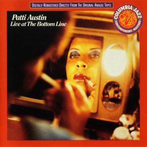 Patti Austin - Live At The Bottom Line (1979) [Reissue 1991]