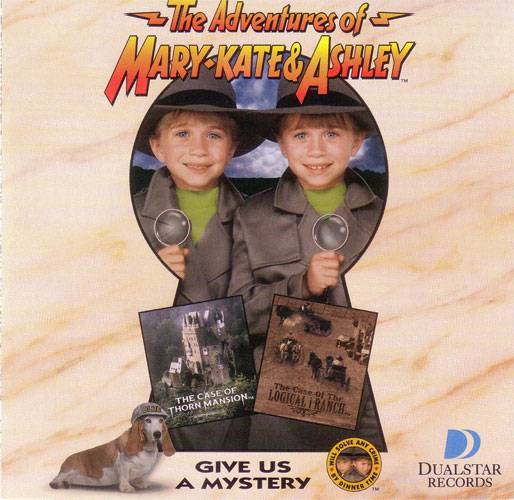 Mary-Kate & Ashley Olsen - Give Us A Mystery (1994) {Dualstar} **[RE-UP]**