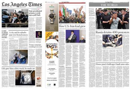 Los Angeles Times – June 13, 2019