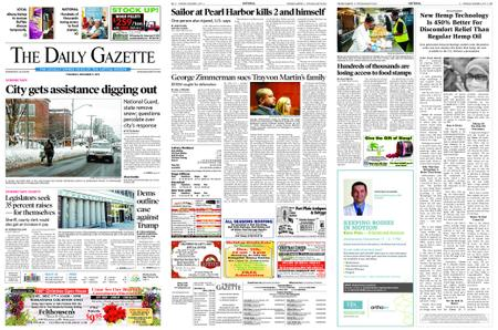 The Daily Gazette – December 05, 2019