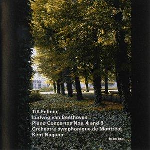 Beethoven - Piano Concertos 4 & 5 (Fellner, Nagano) (2010)