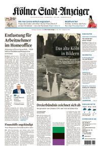 Kölner Stadt-Anzeiger Rhein-Wupper – 01. Dezember 2020