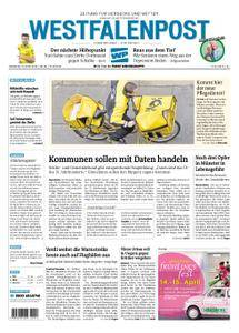 Westfalenpost Wetter - 10. April 2018