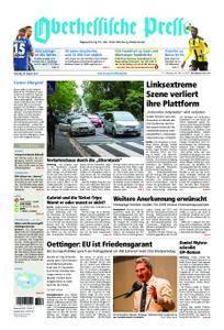 Oberhessische Presse Marburg/Ostkreis - 26. August 2017