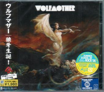Wolfmother - Wolfmother (2005) {2006, Japanese Edition}