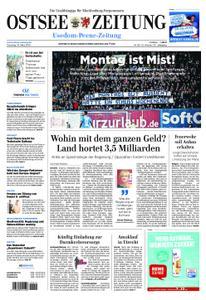 Ostsee Zeitung Wolgast - 19. März 2019
