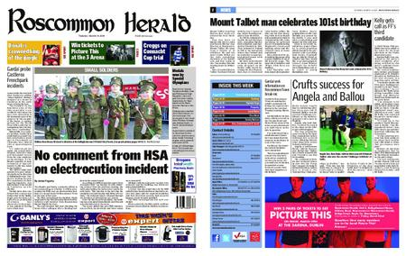 Roscommon Herald – March 19, 2019