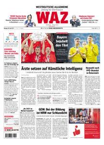 WAZ Westdeutsche Allgemeine Zeitung Oberhausen-Sterkrade - 20. Mai 2019