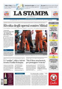 La Stampa Imperia e Sanremo - 16 Novembre 2019