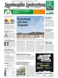 Lauenburgische Landeszeitung - 23. September 2017