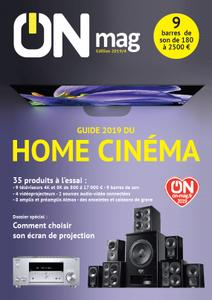 ON Magazine - Guide Home Cinéma 2019