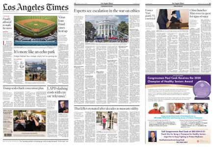 Los Angeles Times – July 24, 2020