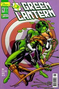 Green Lantern 06 2000