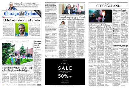 Chicago Tribune – May 20, 2019