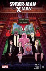 Spider-Man  The X-Men 006 2015 Digital