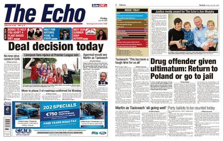 Evening Echo – June 26, 2020