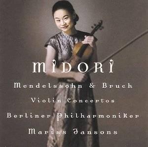 VA – Mendelssohn, Bruch – Violin Concertos – Midori, BPO, Jansons (2003)