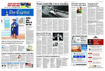 The Capital – February 05, 2018