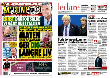 Aftonbladet – 15 juni 2019