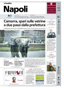 la Repubblica Napoli - 20 Marzo 2019