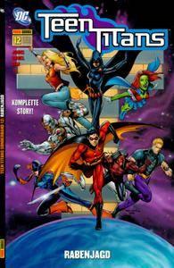 Teen Titans SB 12 - Rabenjagd Jul 2007