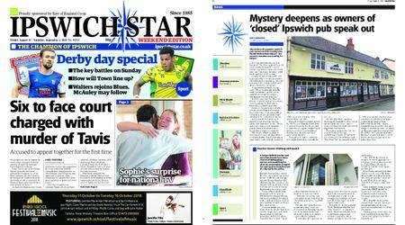 Ipswich Star – August 31, 2018