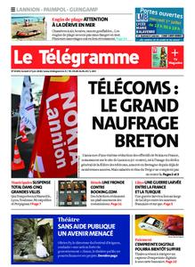 Le Télégramme Guingamp – 27 juin 2020