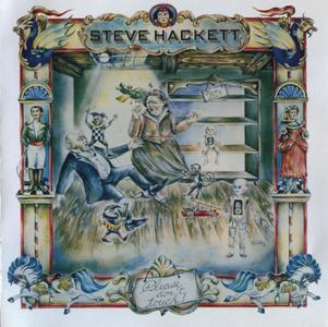 Steve Hackett - Please Don't Touch! (1978) [2005, Remastered] Repost