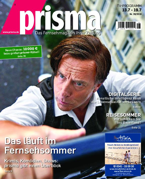 Prisma - 13. Juli 2019