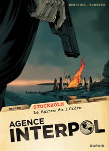 Agence Interpol - Tome 2 - Stockholm - Le Maitre de L'ordre