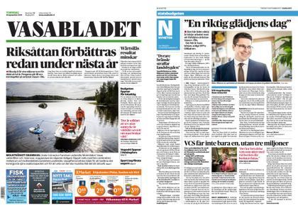 Vasabladet – 19.09.2019