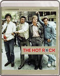 The Hot Rock (1972) [w/Commentary]