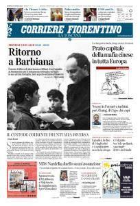 Corriere Fiorentino La Toscana - 19 Gennaio 2018