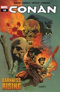 Conan 048 Marvel 2008 Digital Shadowcat