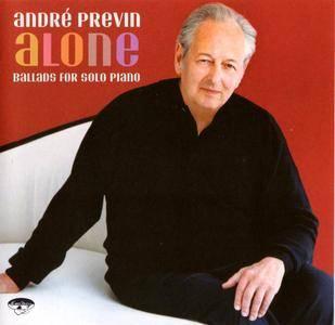 Andre Previn - Alone: Ballads For Solo Piano (2007)