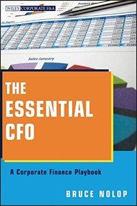 The Essential CFO: A Corporate Finance Playbook (repost)
