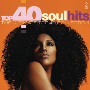 VA - Top 40 Soul Hits - The Ultimate Top 40 Collection [2CD Set] (2017)