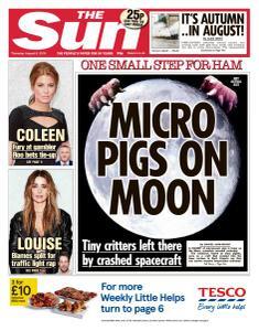 The Sun UK - 8 August 2019