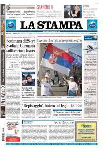 La Stampa Imperia e Sanremo - 7 Febbraio 2018
