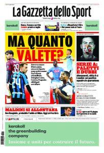 La Gazzetta dello Sport Roma – 11 maggio 2020
