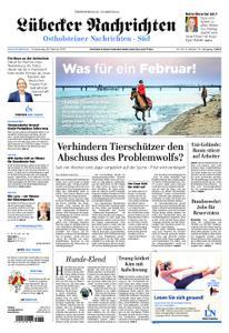 Lübecker Nachrichten Ostholstein Süd - 28. Februar 2019