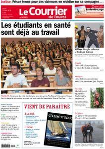 Le Courrier de l'Ouest Angers - 21 août 2018