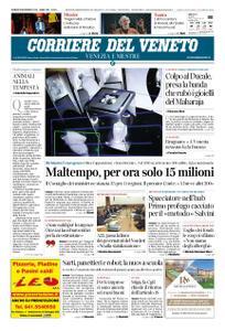 Corriere del Veneto Venezia e Mestre – 09 novembre 2018