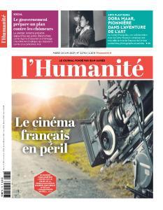 L'Humanite du Mardi 18 Juin 2019