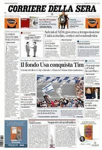 Corriere della Sera - 5 Maggio 2018