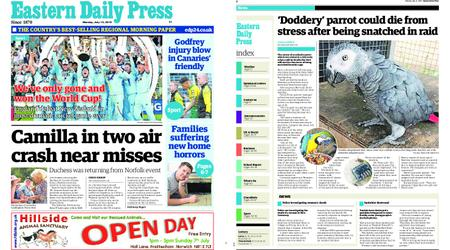Eastern Daily Press – July 15, 2019