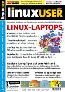 LinuxUser – August 2019