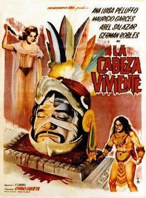 La cabeza viviente / The Living Head (1963)