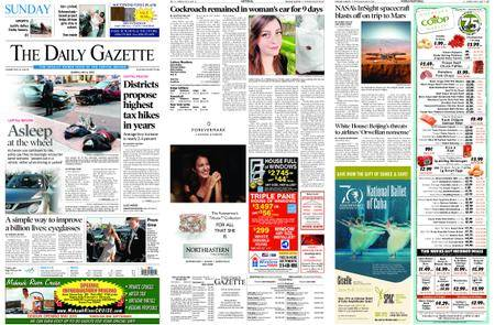 The Daily Gazette – May 06, 2018